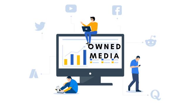 Owned Media (Truyền thông sở hữu) là gì? Tại sao doanh nghiệp phải tập trung vào owned media?