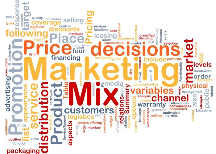 Hoạt động Marketing Mix: Kinh nghiệm cho các doanh nghiệp sản xuất
